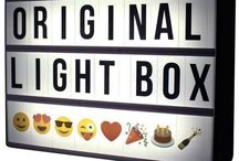 SHOP | Cinematic Light Boxes