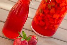 Vinaigres & huiles parfumés / Vinaigres huiles parfumés