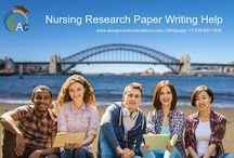 Nursing Research Paper Writing Help