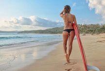 Surfing Girls on Instagram