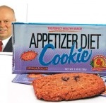 Eat cookies and keep the weight off. / Eat cookies and keep the weight off.