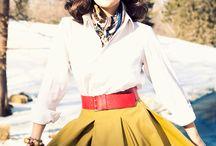 fashion + style board / by Deborah Shearer