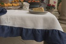 Tovaglie in Lino | Linen tablecloths