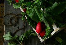 veggies herbs plants