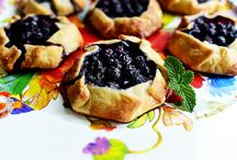Baking with fruit / Baking with fruit is right up my street, particularly in Autumn. Love crumbles, pies etc.