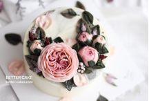 торты и десерты в малазийской технике