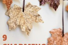 Operation Leaves are FALLing! / Stunning fall posts that feature fall crafts, delicious fall recipes and so much more!