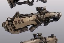 #04_Cha_Weapon_Modeling