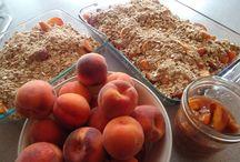 Peaches / Peach recipes