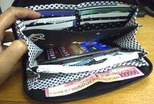 Organizer / Multipurpose wallet