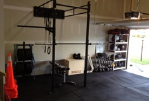 Garage gym - love it