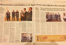 Eventos realizados no Santuário do Bom Jesus / Congressos, jornadas, seminários, concertos...