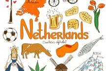 hollandia lapbook