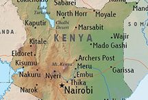 Kenya / Compassion's work in Kenya began in 1980. Kenyans are famous for their runners. They also enjoy football (soccer) and dance. / by Compassion International