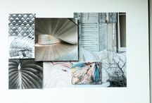 MOOD BOARDS / Beautiful moodboards by Insight students