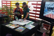 Ciren promocionó sus programas y proyectos en importantes ferias del agro del sur de Chile / El Catastro Frutícola y el Sistema de Información Territorial, SIT Rural, fueron algunas de las iniciativas que pudieron conocer las autoridades, vecinos y veraneantes de las comunas de Futrono y Frutillar.