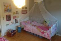Viljas new room / Viljas birthday present