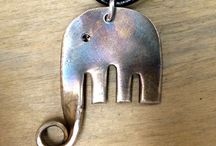 jewellry with recycled metal