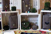 craft show tips / by Diane Spoklie