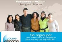 You're Welcome agence de séjours linguistiques / C'est nous!