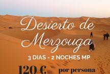 OFERTAS VIAJES A MARRUECOS / Un tablero dedicado en exclusiva a las mejores ofertas de viajes a Marruecos.