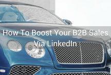 LinkedIn Sales & Marketing