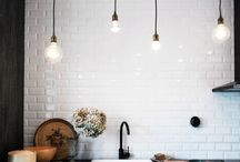 Vintage Industrial Decor: Kitchen / The best kitchen decor inspirations for your industrial home interior design | Be inspired www.vintageindustrialstyle.com #interiordesignideas #modernhomedecor #industrialdecor
