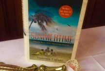 'Summertime' Launch Party 23 Jan 2015 / 1930s themed evening, including period dress and music, and Floridian food featured in the book