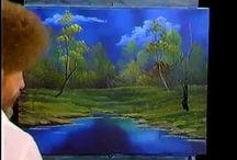 La gioia di dipingere