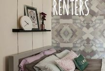 Apartment Tips / Everyday tips for your apartment home. Cleaning, moving, roommates, neighbors, decorating, and more...