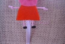 Diademas personajes infantiles / Diademas con los personajes más queridos de nuestros peques.
