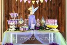 Tinkerbell Baptism // Βάπτιση με θέμα την Tinkerbell / Νεράϊδες, ξωτικά και ένα πανέμορφο παραμυθένιο σκηνικό στήθηε γι αυτην την βάπτιση στην Χώρα του Ποτέ με ηρωίδα την Tinkerbell!   Baptism Tinkerbell  #baptism #christening #tinkerbell #fairytale #decoration #ideas #party