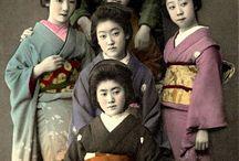 Old Kimono's