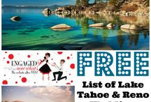 Lake Tahoe Weddings for Venus