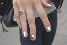 Stunning Silver / Trendy, but timeless & classic, silver is always in style!