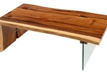 Modern wood furnitures