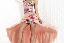 Prom Dress Ideas for my Niece! / by Stevie Schexnayder-Purvis