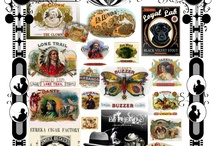 cigar label designs