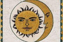 #medallion #mosaic / www.assosmarble.com