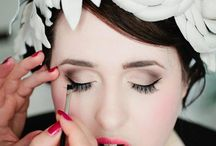 Jennifer Ireland Make-Up | The People We Trust / Make-up artistry is a delicate balance of a variety of factors, all of which have one common aim; to create the most beautiful version of you. Jennifer Ireland Make-up creates just that. Browse our board of incredible looks from the talented lady herself