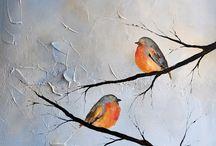 Ptaszki / inspiracje