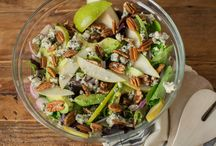 salads / by Pam Loving