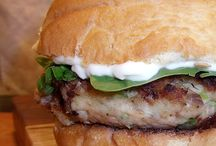 Best Burgers, Sammies, Wraps and More / The best burgers, sandwiches, tacos, wraps and so much more!  If it's delicious, we've pinned it! / by Cooking In Stilettos