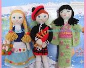 Crochet - Going Dutch - Tulips ,Windmills , Clogs , Hats / by Judith Keyzer