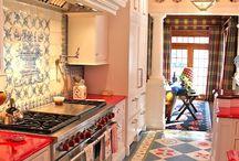 cuisine étage pavillon
