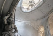 Staircases / Architectural details, staircases