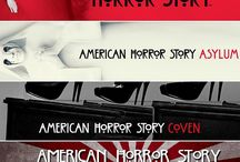 American Horror Story / You Won't Make It Out Alive.  If You Do, You'll Go Insane.