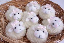 Ovelhas Páscoa Cristã