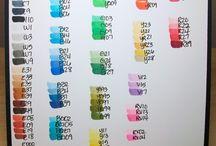 väritys