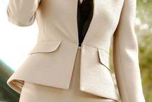 working  executive  wardrobe